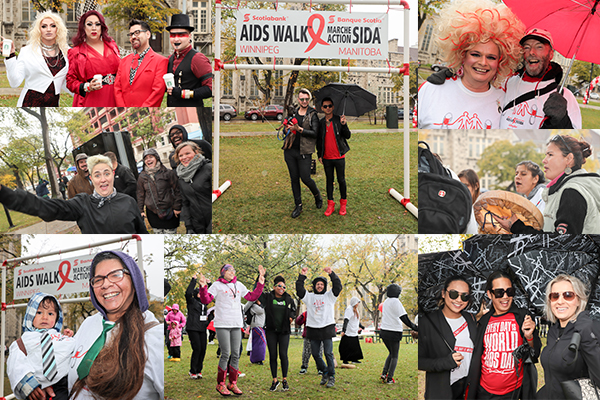 AIDS Walk Winnipeg 2017