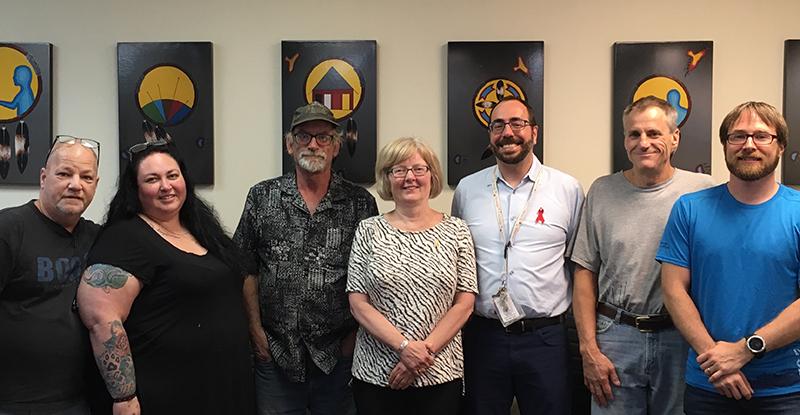Board Members 2017