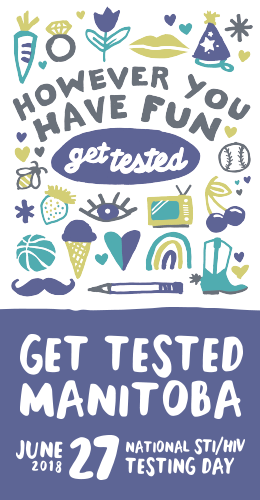 National STI/HIV Testing Day is June 27!