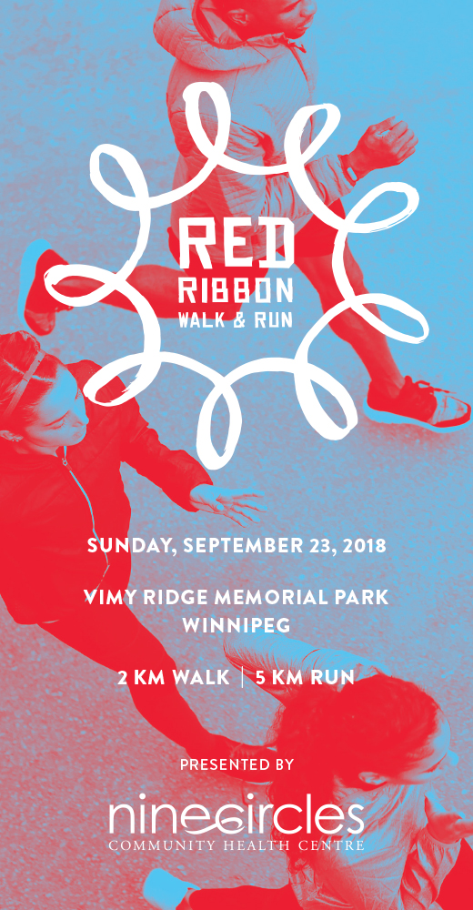 Support the Red Ribbon Walk & Run, register or donate today!